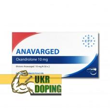 Anavarged EPF
