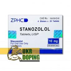 Станозолол таблетки 10 мг. ZPHCD