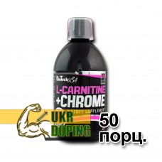 Biotech L-Carnitine + Chrome 500 мл Апельсин