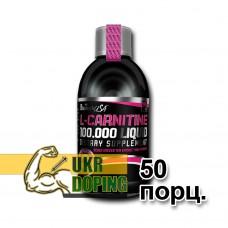 Biotech L-Carnitine 100 000 Liquid 500 мл Яблоко
